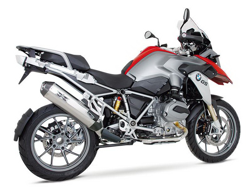 Remus Exhaust Systems for the BMW R1200GS & GS Adventure ...