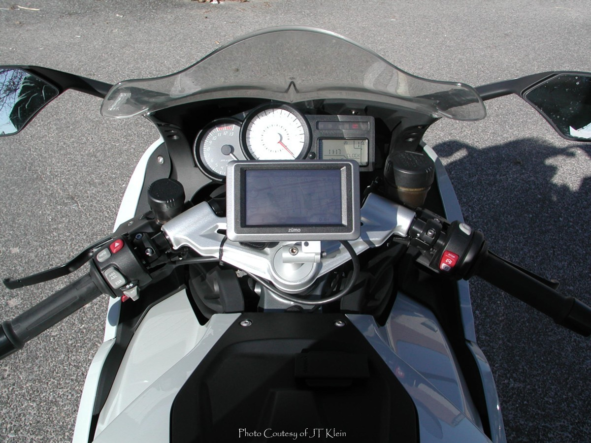 bmw motorcycle gps mount k1200s. Black Bedroom Furniture Sets. Home Design Ideas
