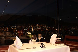 Hotel Quito Resturant View
