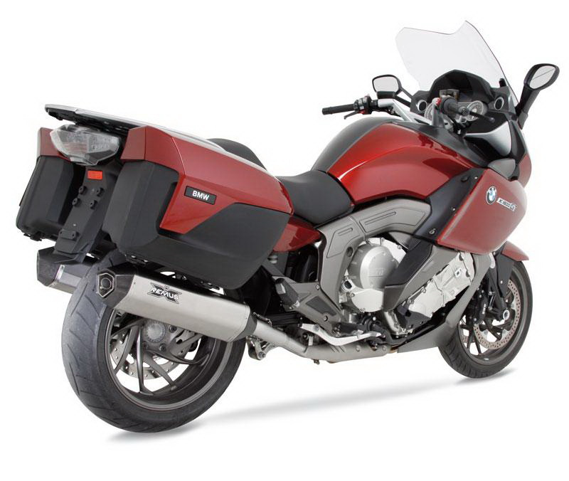 Remus Hexacone Slip-On Exhaust Systems for the BMW K1600GT
