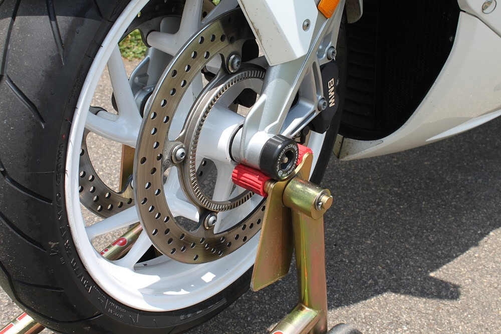 Pit Bull Wheel Stands For The Bmw K1200s K1200r 06 K1200gt