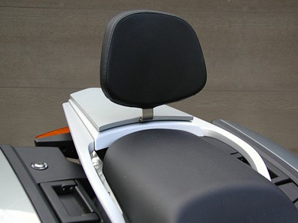 Pirates Lair Stealth Backrest For The Bmw R1200rt Coming